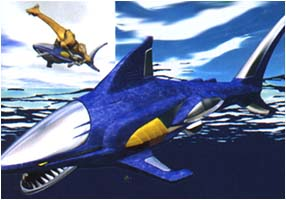SHARK WILDZORD